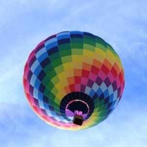 Ekskluzywny lot balonem mazury