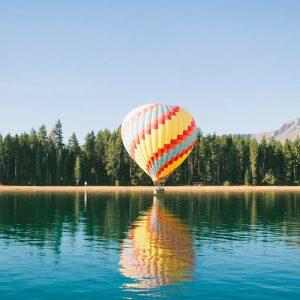 Ekskluzywny lot balonem Podlasie